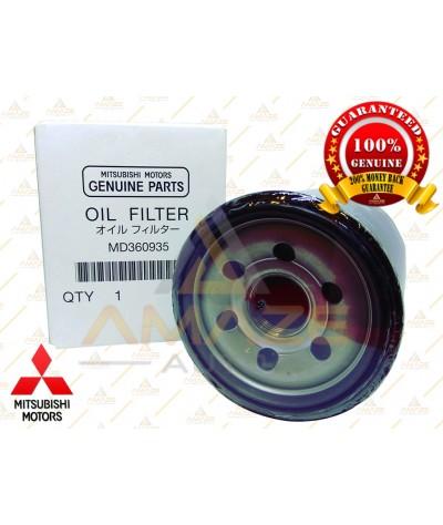 Genuine Mitsubishi Oil Filter for Attrage, Lancer, Mirage, Outlander & Pajero