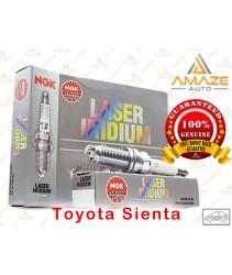 NGK Laser Iridium Spark Plug for Toyota Sienta