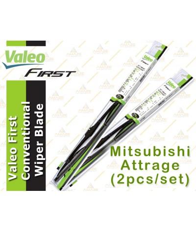 Valeo First Wiper Blade for Mitsubishi Attrage (2pcs/set)