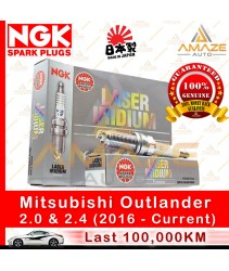 NGK Laser Iridium Spark Plug for Mitsubishi Outlander (2016-Current)