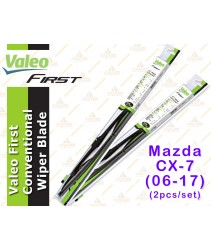 Valeo First Wiper Blade for Mazda CX-7 (06-17) (2pcs/set)