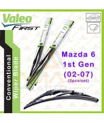 Valeo First Wiper Blade for Mazda 6 1st Gen (02-07) (2pcs/set)