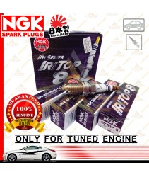 NGK IRITOP Spark Plug for Honda Tuned Engine - Semi Racing Spark Plug