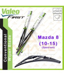 Valeo First Wiper Blade for Mazda 8 (10-15) (2pcs/set)