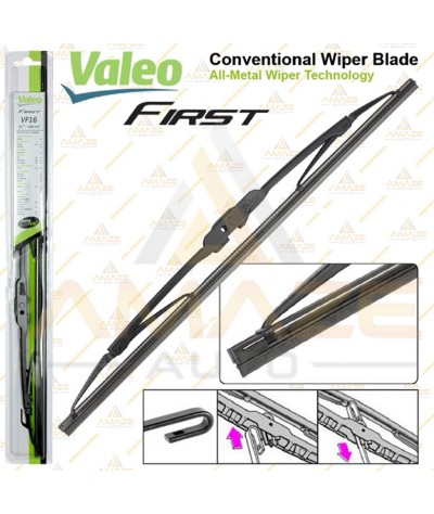 Valeo First Wiper Blade for Mazda MX-5 3rd Gen (10-15) (2pcs/set)