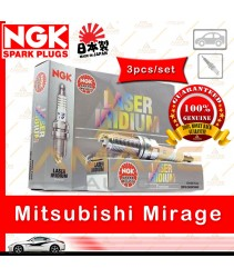 NGK Laser Iridium Spark Plug for Mitusbishi Mirage