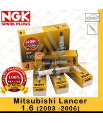 NGK G-Power Platinum Spark Plug for Mitsubishi Lancer 1.6 (03-06)