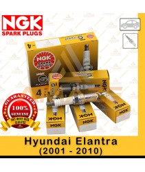 NGK G-Power Platinum Spark Plug for Hyundai Elantra (2001 - 2010)