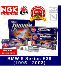 NGK Iridium IX Spark Plug for BMW 5 Series E39 (520i, 523i, 525i, 528i & 530i)