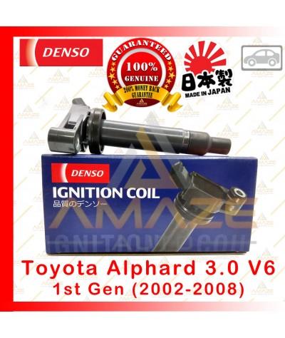 Denso Ignition Coil for Toyota Alphard 3.0 V6 1st gen (02-08) Made in Japan