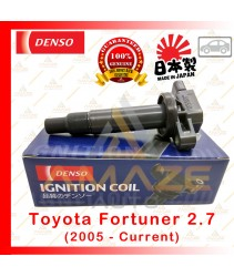 Denso Ignition Coil for Toyota Fortuner 2.7 (05-Current) Made in Japan