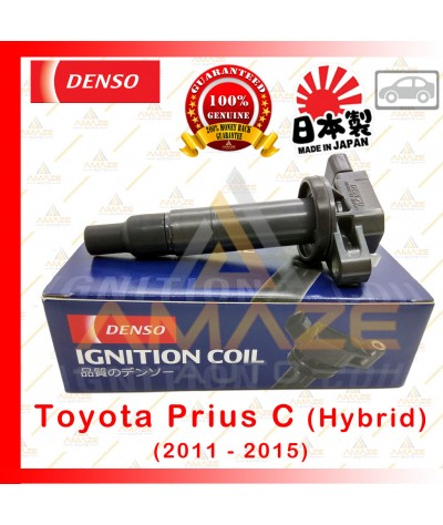 Denso Ignition Coil for Toyota Prius C (11 ~ 15) Made in Japan