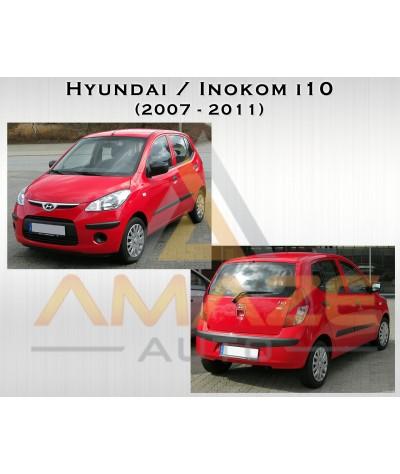 NGK Iridium IX Spark Plug for Hyundai / Inokom i10 1.1 (2007 - 2017)