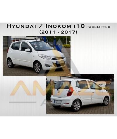 NGK G-Power Platinum Spark Plug for Hyundai i10 1.1 (2007 - 2017)