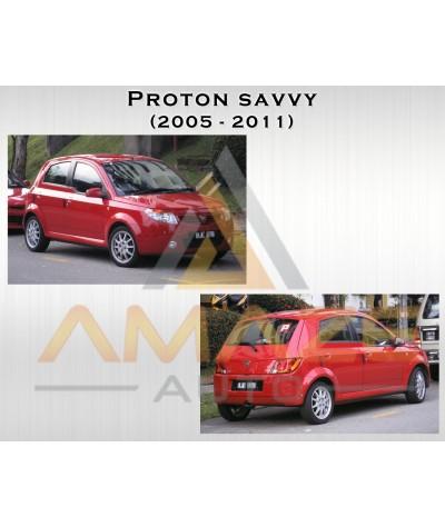 Valeo First Hybrid Wiper blade for Proton Savvy (05-11) (2pcs/set)