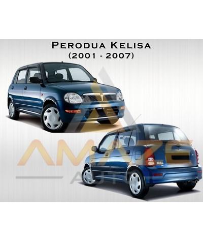 Valeo First Hybrid Wiper blade for Perodua Kelisa (2001-2007) (2pcs/set)