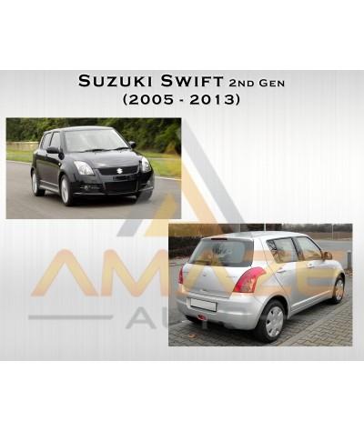 NGK Iridium IX Spark Plug for Suzuki Swift (2005 - 2012)