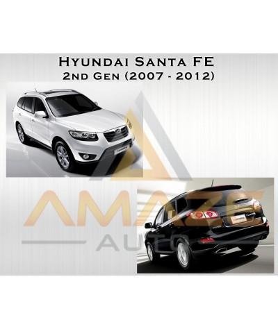 NGK G-Power Platinum Spark Plug for Hyundai Santa FE 2.4 (2011 - 2018)