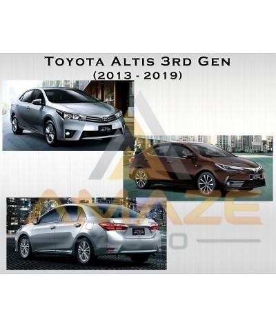 Valeo First Hybrid Wiper blade for Toyota Altis (2001-2019) (2pcs/set)