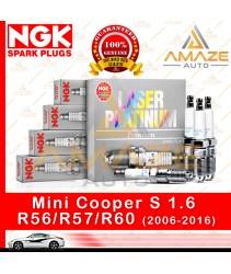 NGK Laser Platinum Spark Plug for Mini Cooper S 1.6 R56/R57/R60 (2006-2016)