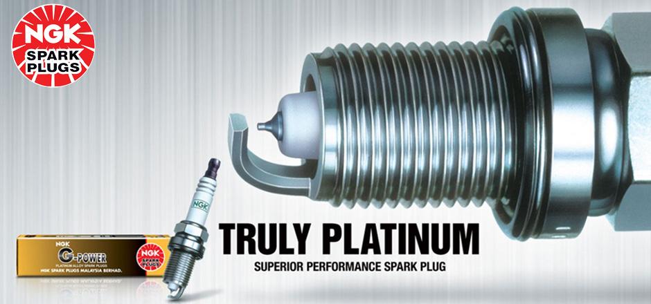 NGK G-Power Platinum Spark Plug